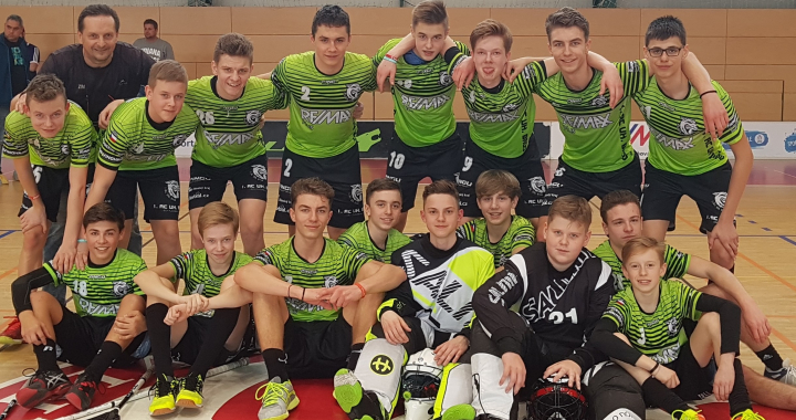 Foto: Známe vítěze kvalifikací florbalu z Uherského Brodu