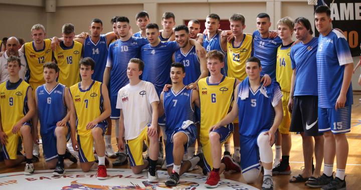 ISF WSC Basketball: Písečtí basketbalisté mezi TOP 10 na světě