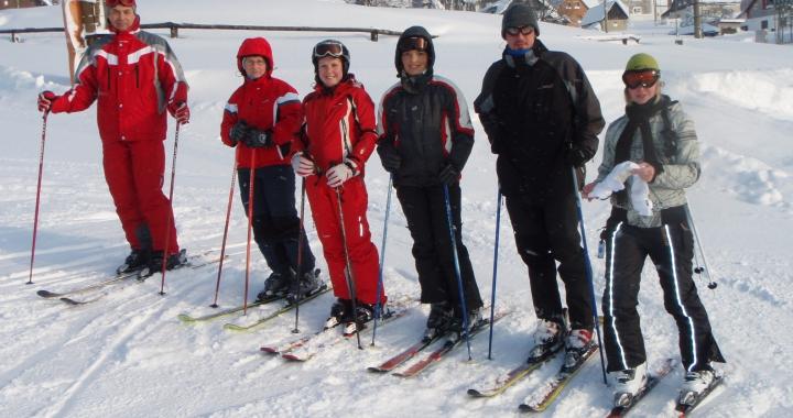Kurz DVPP - Instruktor školního lyžování