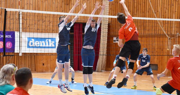 Ve Žďáru nad Sázavou proběhlo Republikové finále SLZŠ ve volejbale