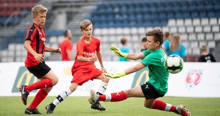 Foto: Reportáž: Republikové finále McDonald´s Cupu v Olomouci