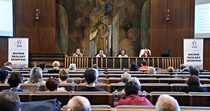 Foto: Ohlédnutí za seminářem v Benešově