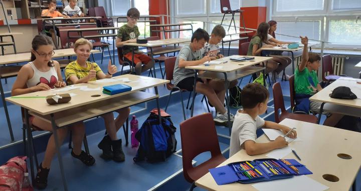 Program Vzdělávacích dní na ZŠ Bratří Čapků byl pestrý
