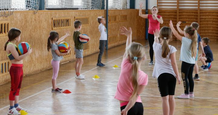 Projekt Sportuj ve škole pokračuje
