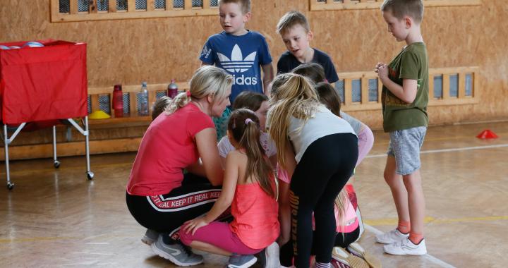 Informace k vyplnění výkazů práce za projekt Sportuj ve škole