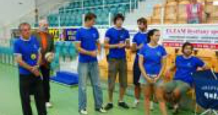 Republikové finále ve volejbalu ZŠ