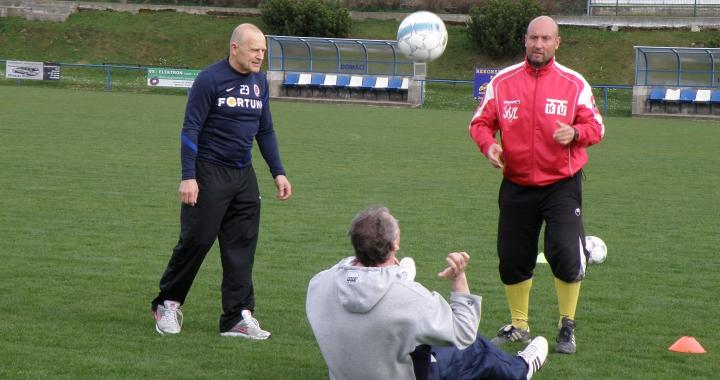 A máme další instruktory školního fotbalu pro McDonald´s Cup s licencí C FAČR