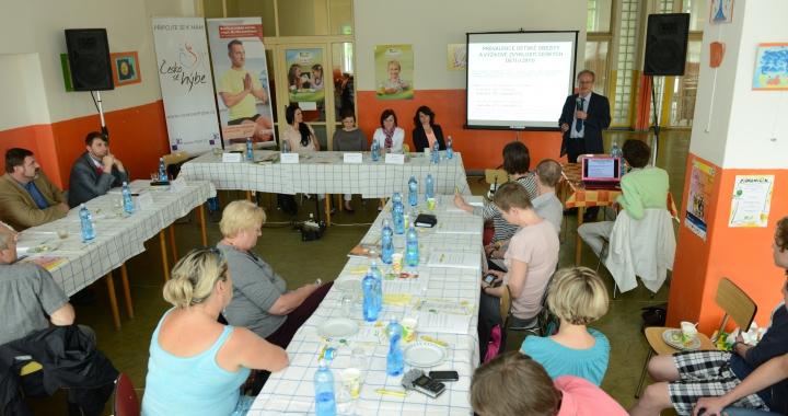 Foto: Tisková konference